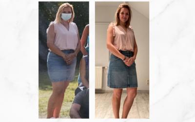 """Een klant over haar ervaring met PowerSlim: """"Na een week was ik al 2 kilo's kwijt"""""""